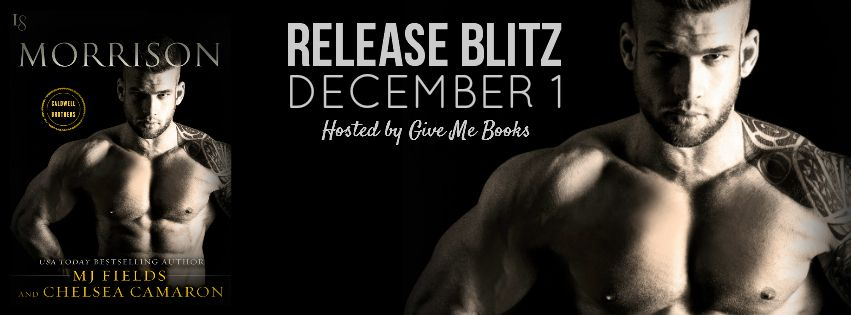 Smut and Bon Bons - Blitz: Morrison by MJ Fields and Chelsea Camaron