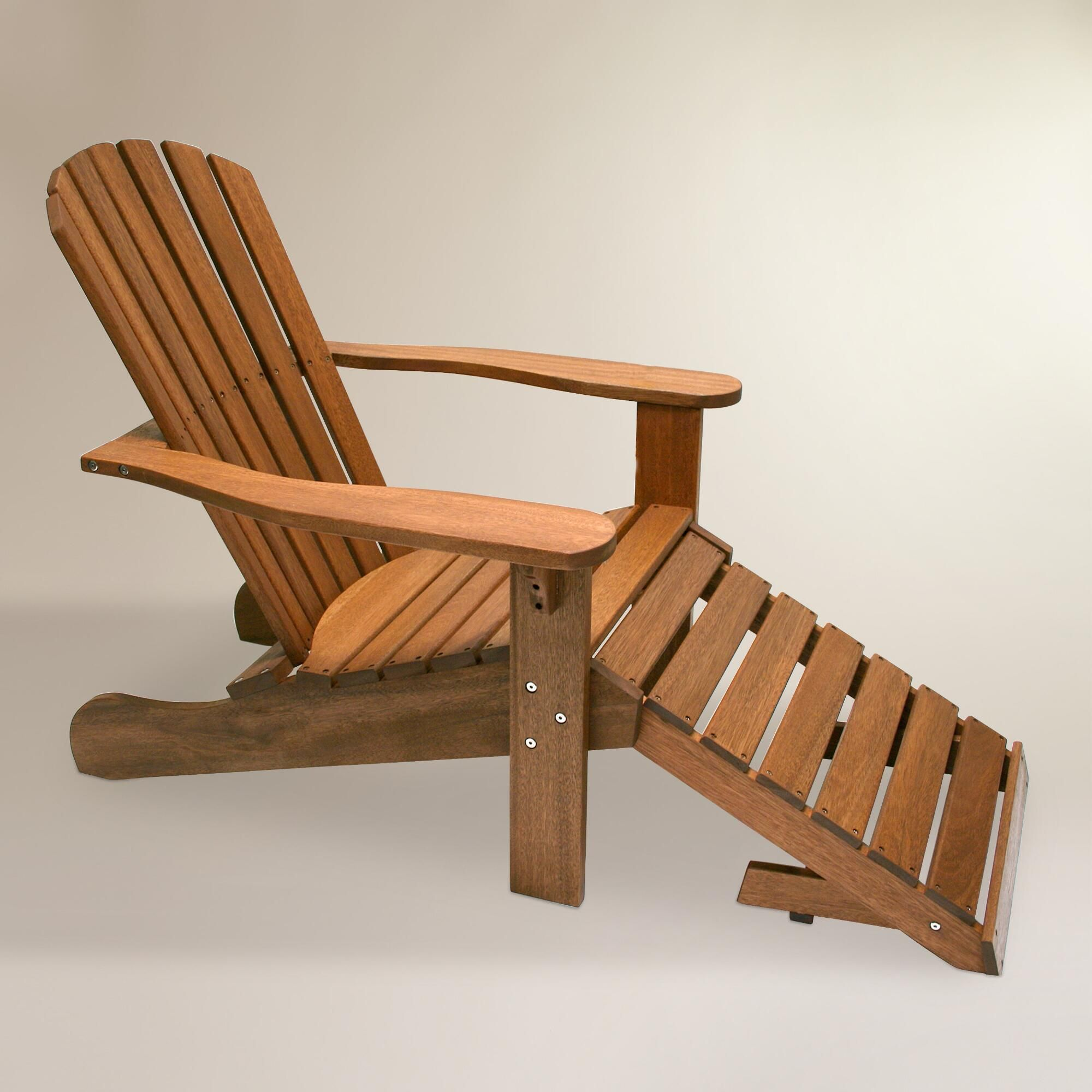 Superieur Finished In Rich Brown Umber, Our Solid Wood Adirondack Chair Features An  Inviting Extra