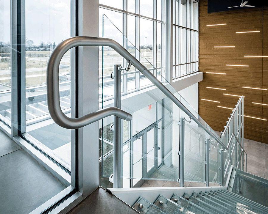 Gallery of Interna Rail® KLEAR Aluminum Railing - 1 ...