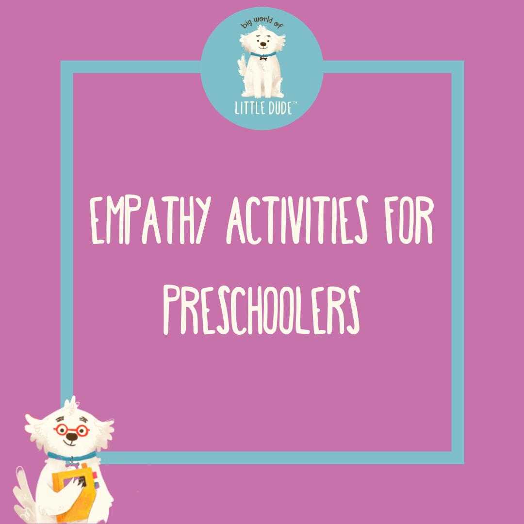 Empathy Activities For Preschoolers In