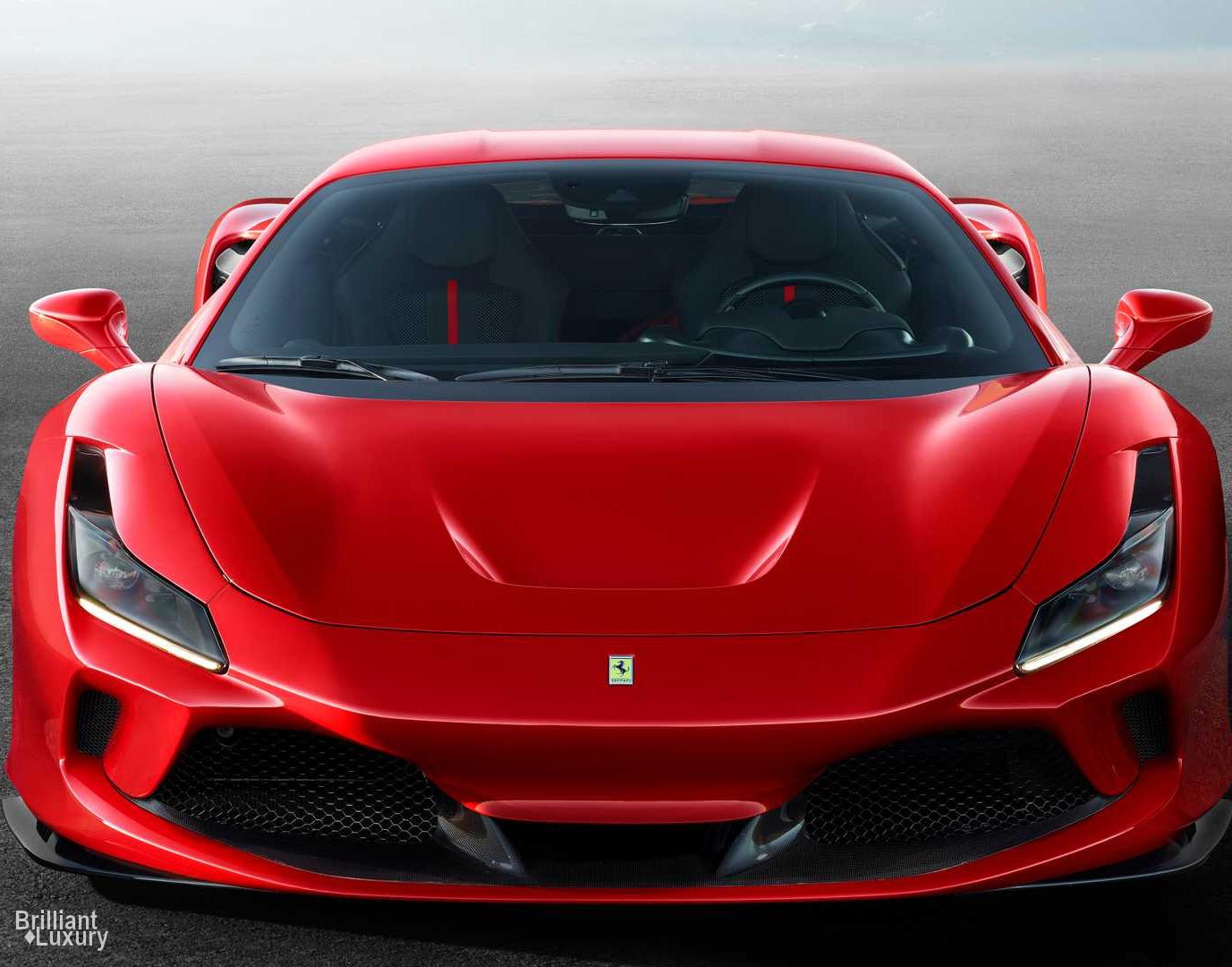 Brilliant Luxury Ferrari F8 Tributo 2019 Red Cars Racing Ferrari Car Sports Car Sports Cars Luxury