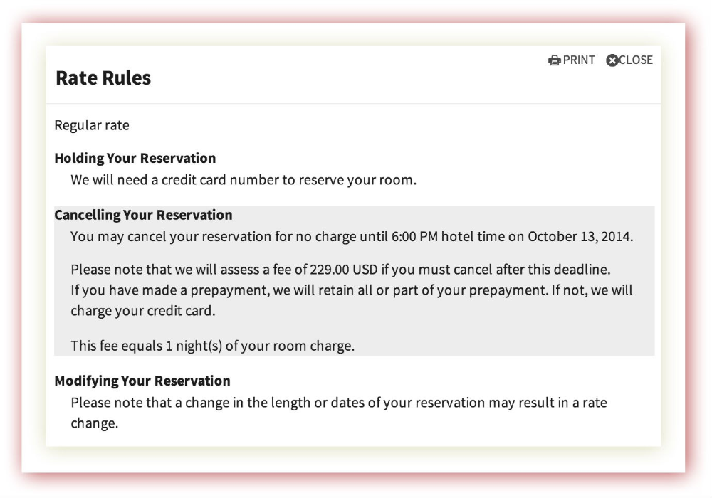 Exclusive Marriott To Adopt New Hotel Cancellation Policy On Jan Pertaining To 24 Hour Cancellation Policy Template 10 Profes Policy Template Marriott Hotel