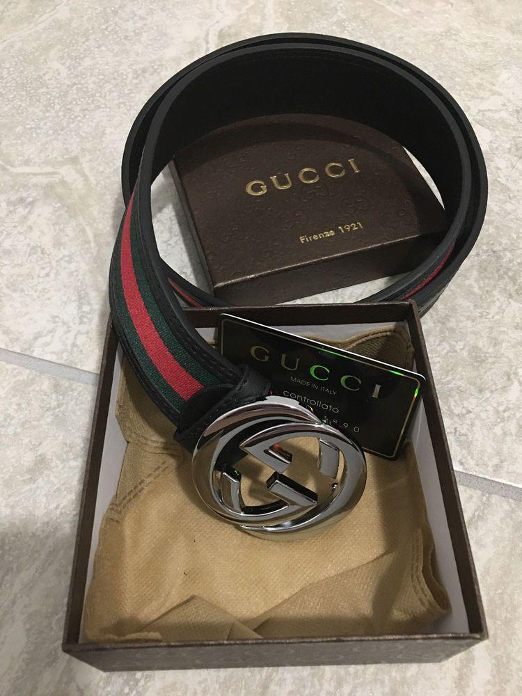 Men Gucci Black Leather Belt 38 42 Fashion Ebay Motors Partsaccessories Atvsidebysideutvpartsaccessories Black Leather Belt Gucci Black Black Gucci Belt