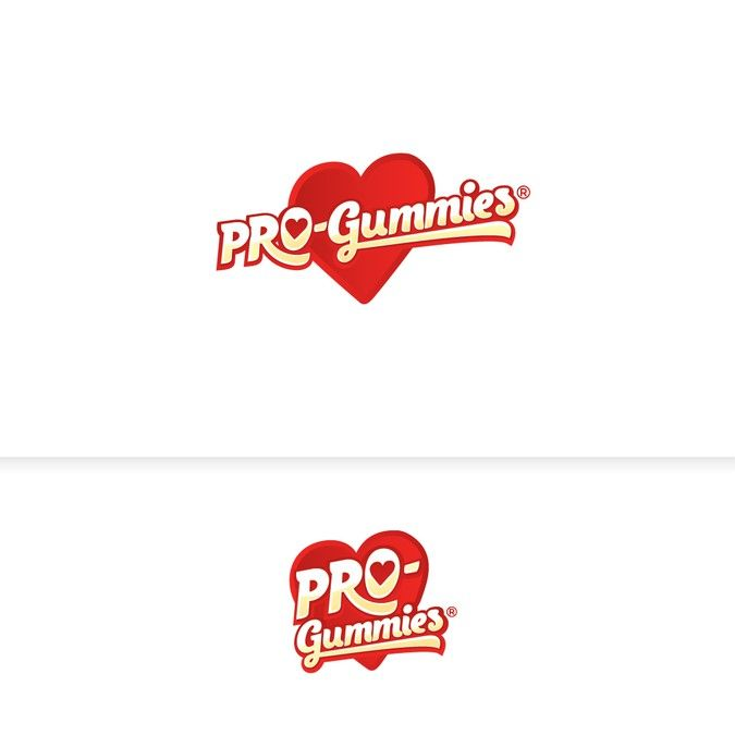 Got a sweet tooth? Yummy protein gummie bears needs a logo! by Polly_
