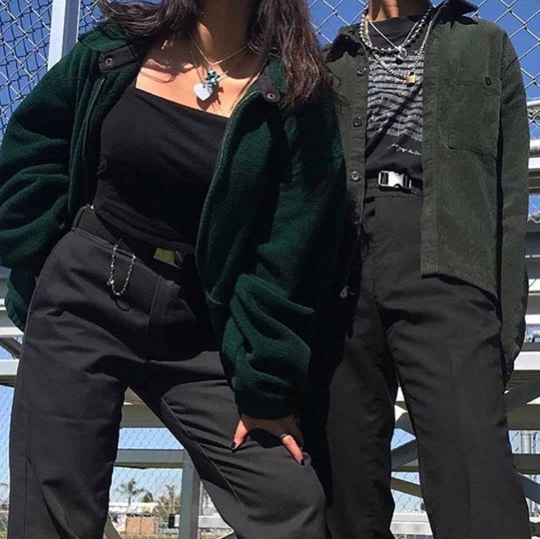 Grunge Aesthetic Outfits . Grunge Aesthetic