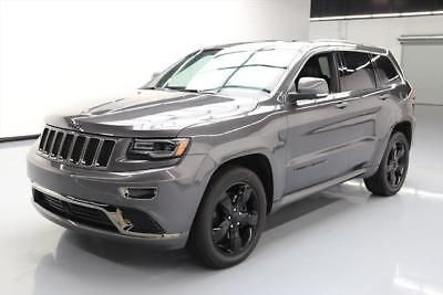 2016 Jeep Grand Cherokee High Altitude Jeep Grand Cherokee Srt Jeep Grand Cherokee Jeep