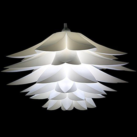 Amazon lightingsky diy iq jigsaw puzzle toy lotus flower lamp amazon lightingsky diy iq jigsaw puzzle toy lotus flower lamp shade ceiling pendant aloadofball Choice Image