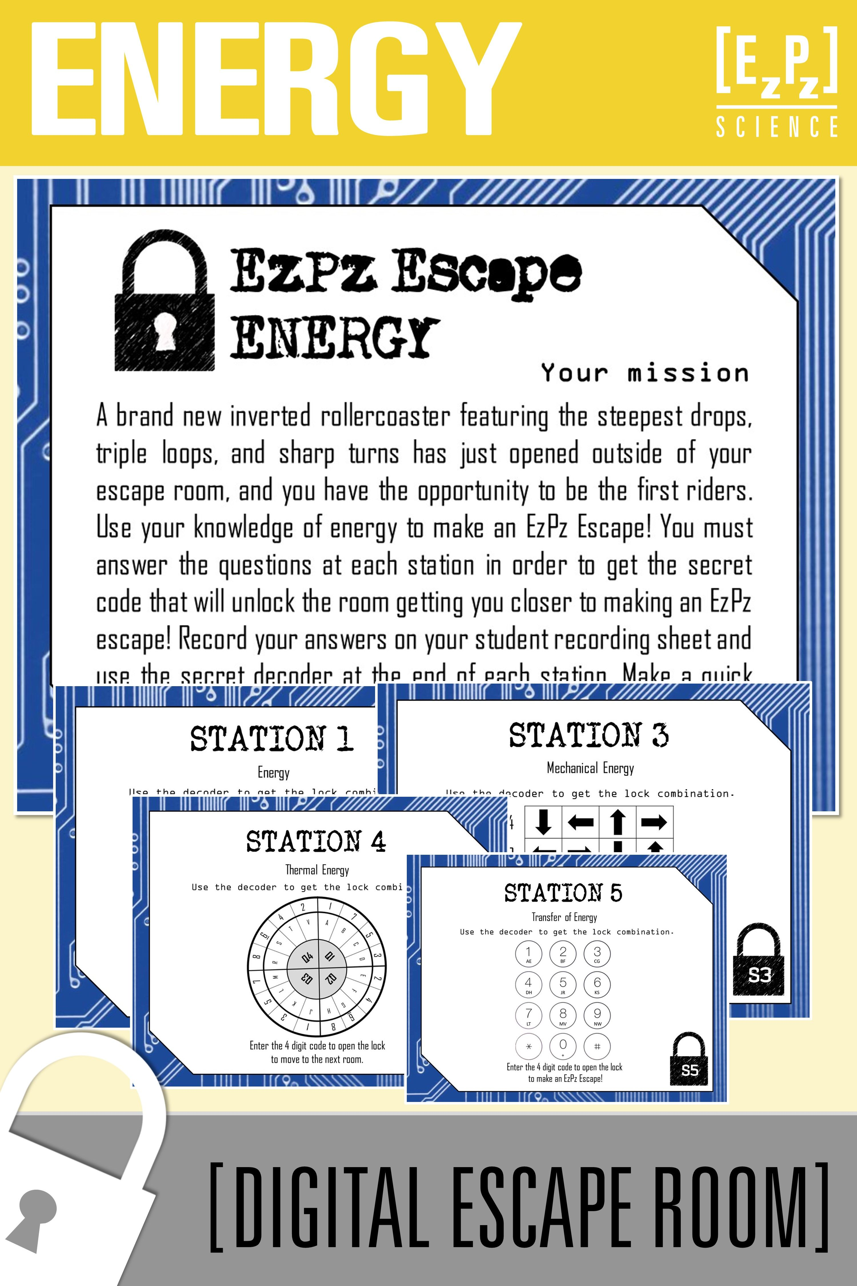 Pin On Science Escape Rooms