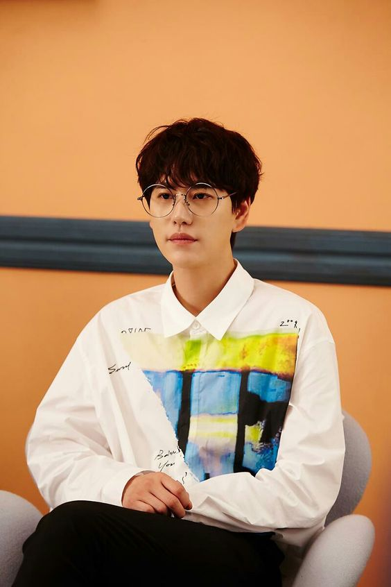 Pin On Super Junior Kyuhyun