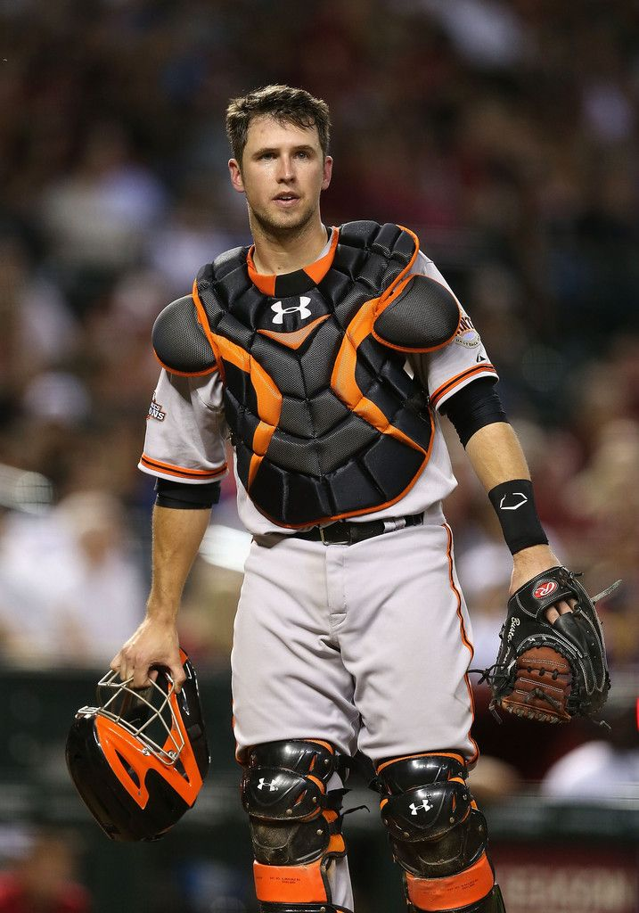 Photo of Buster Posey Photos Photos: San Francisco Giants v Arizona Diamondbacks