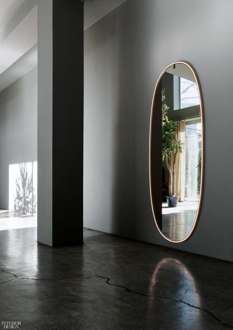 10 Questions With Philippe Starck Beleuchteter Spiegel Wandspiegel Und Lichtspiegel