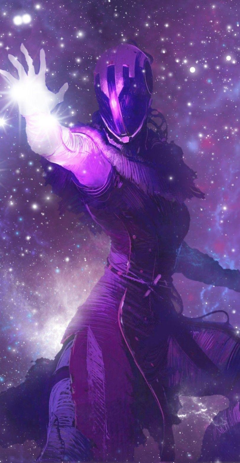 Destiny 2 Warlock Voidwalker Wallpaper Destiny Warlock Destiny