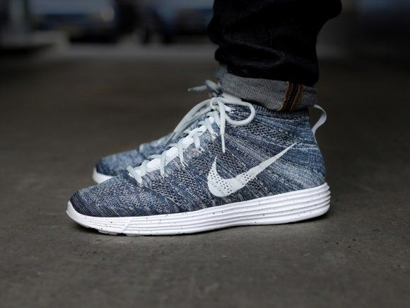nike lunar flyknit chukka grey white kitchen