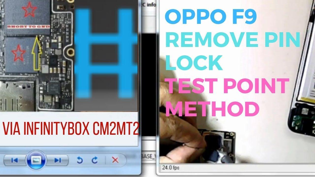 Oppo A83 Pattern Lock Mrt