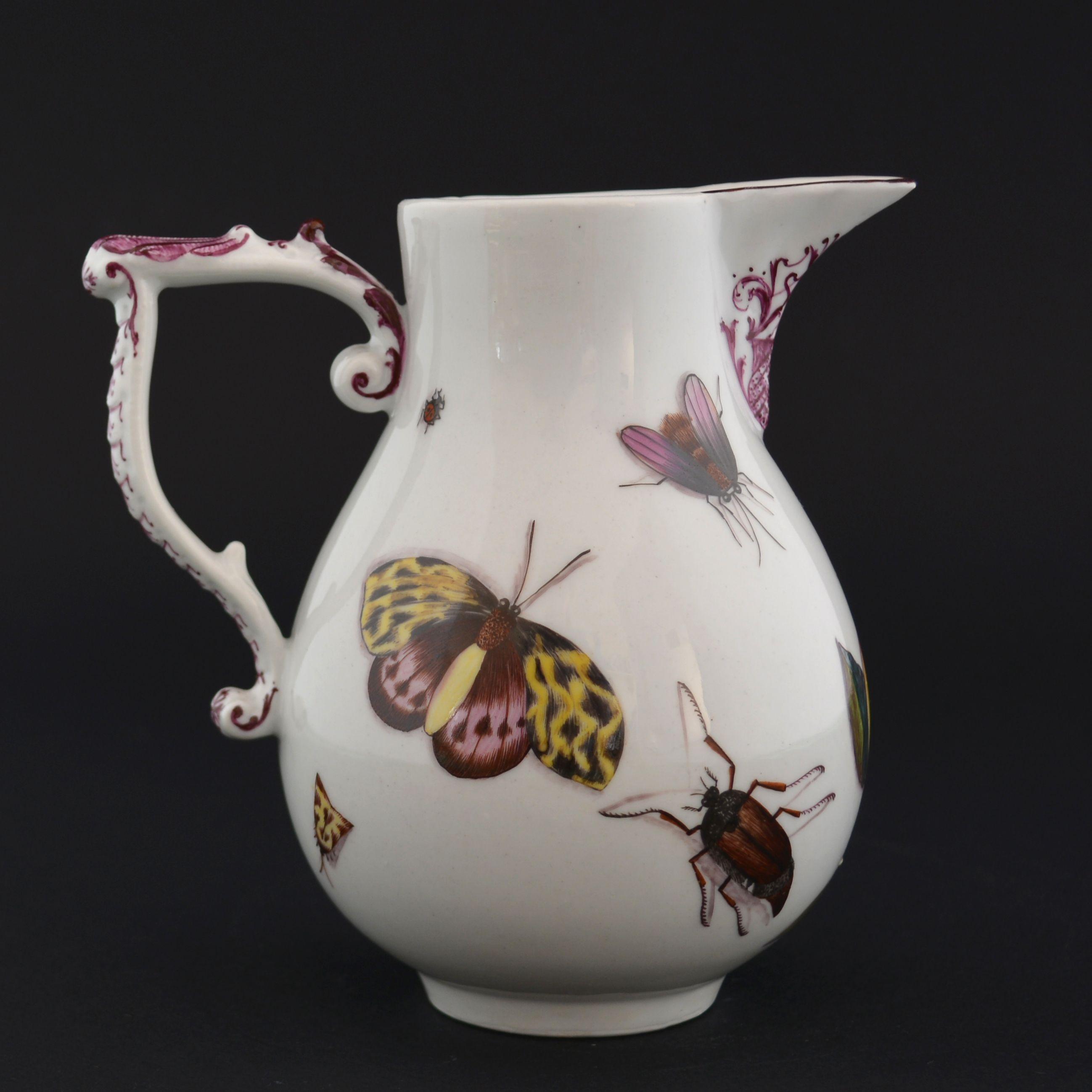 MEISSEN c.1740-1745   R & G McPHERSON ANTIQUES