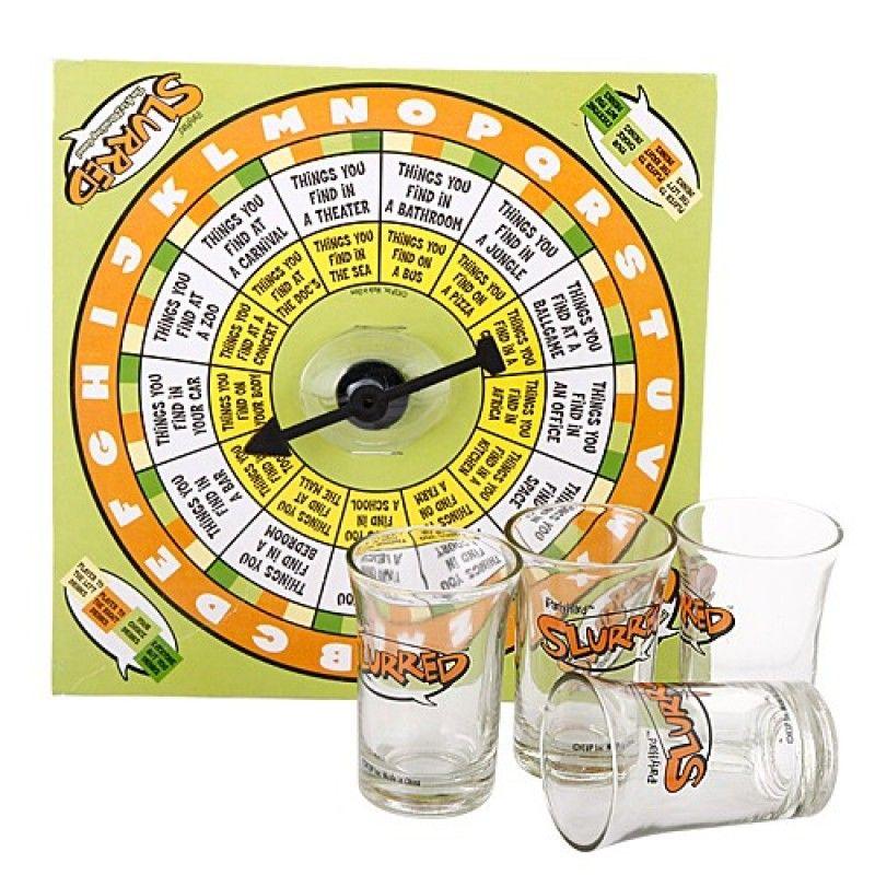 Slurred Drinking Game Pub Den Braai Party | bidorbuy.co.za ...
