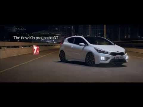 Der neue Kia pro_cee'd GT