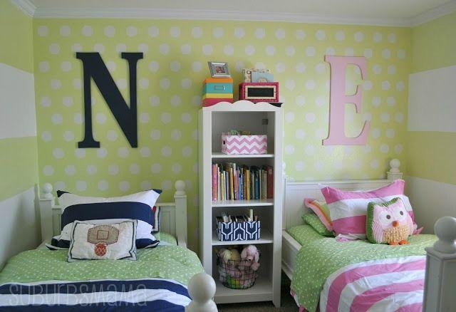 habitacion compartida 3 habitaciones pinterest kids rooms