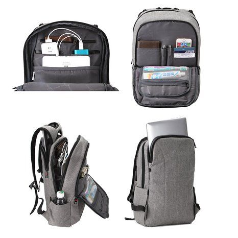 45  Kopack Slim Business Laptop Backpack Waterproof More e6cb289796353