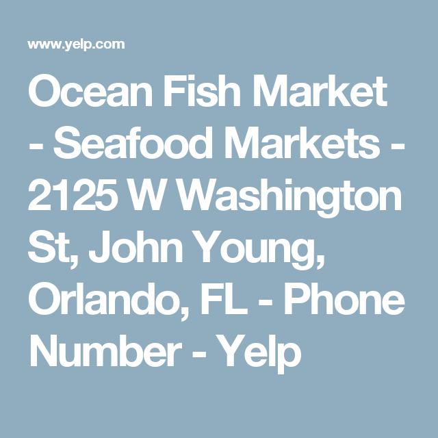 ec5cb2bb8ff Ocean Fish Market - Seafood Markets - 2125 W Washington St