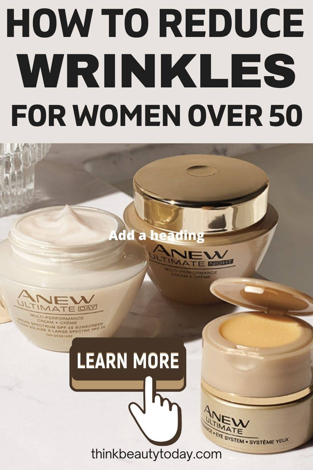 Avon Anew Ultimate Skin Care For Age 50 Best Selling Anti Aging In 2020 Avon Anew Ultimate Avon Anew Avon Skin Care