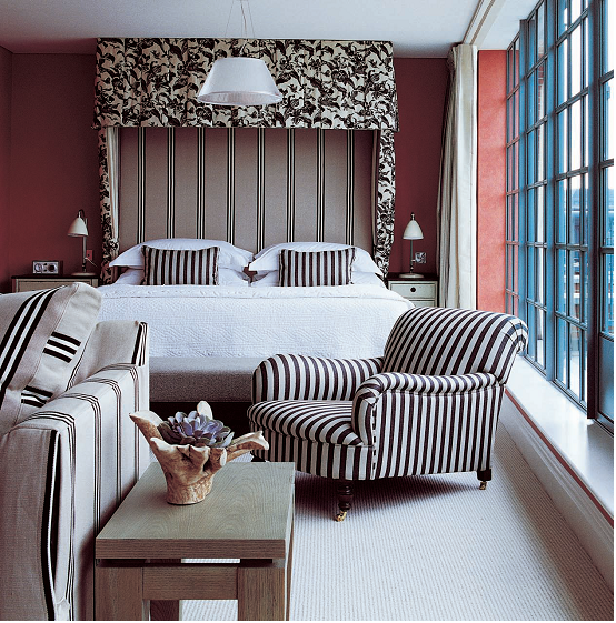 The Soho Hotel In London Is Part Of A Group Firmdale Hotels Started Up By Husband And Wife Team Tim Kit Kemp