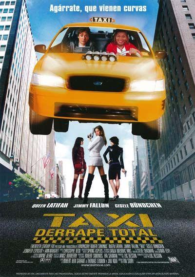 Taxi Derrape Total 2004 Taxi De Tim Story Tt0316732 In 2020