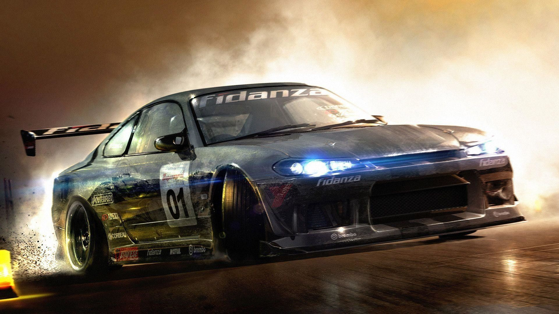 Res 1920x1080 Wallpapers For Hd Drift Car Wallpapers 1080p Car