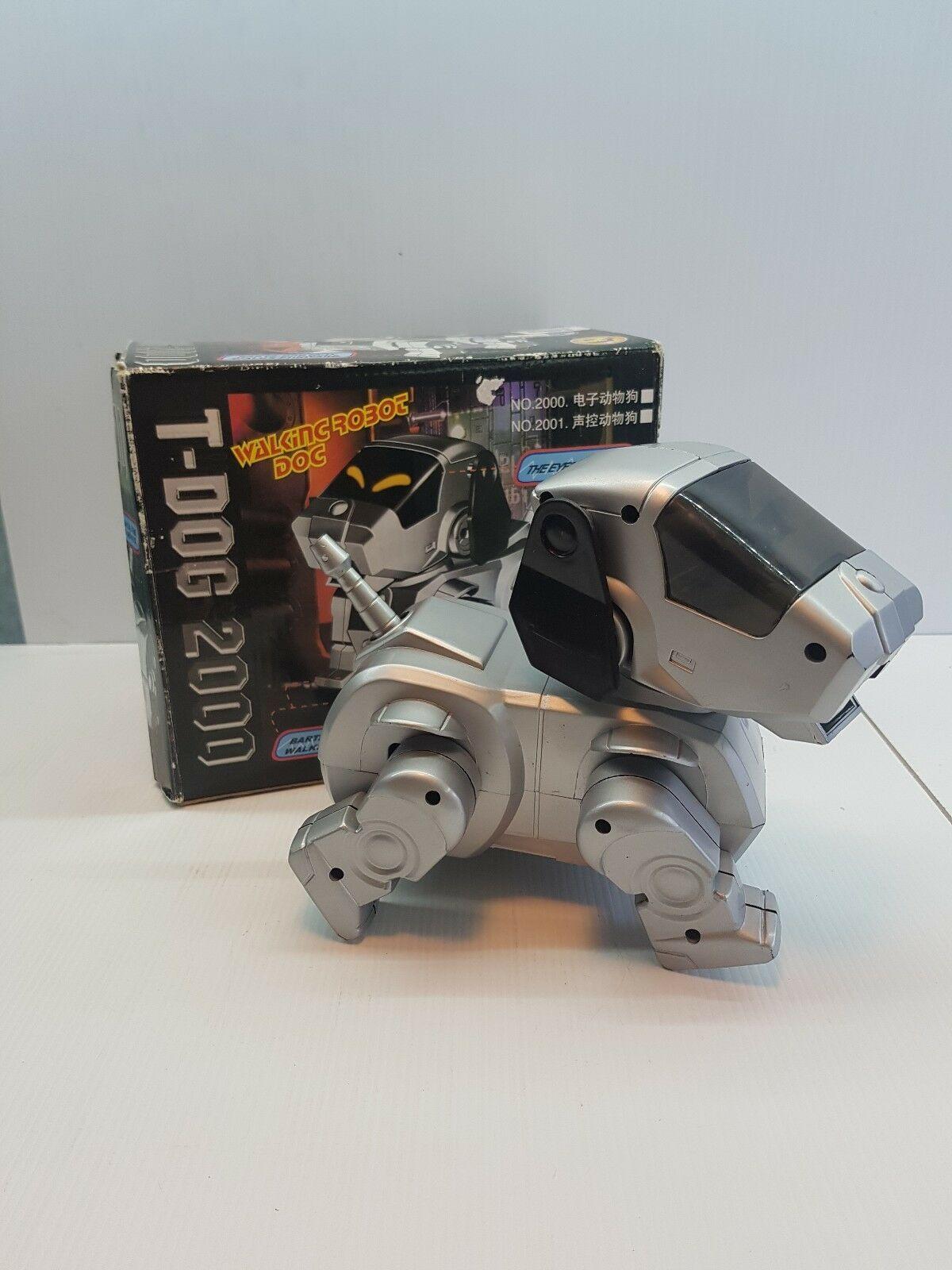 Tiger Electronics Robot Dog Poo Chi By Tiger Electronics Ltd