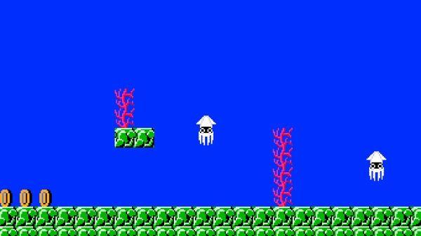 Mario Super Mario Bros Underwater 1600x900 Wallpaper Super Mario Bros Mario Bros Super Mario