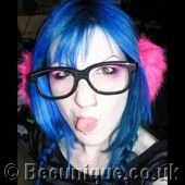 Jadeee Directions Atlantic Blue Directions Turquoise Hair