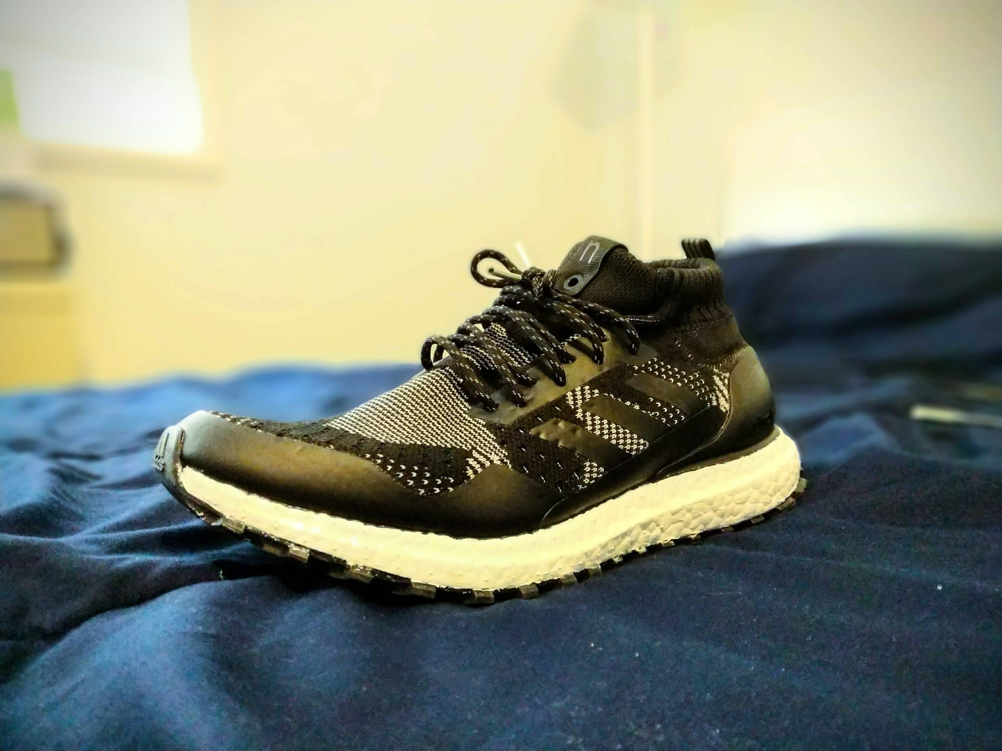 new styles cfeca 179ee Kith x Nonnative Ultraboost Mid w/ white boost | Nike Sneakers
