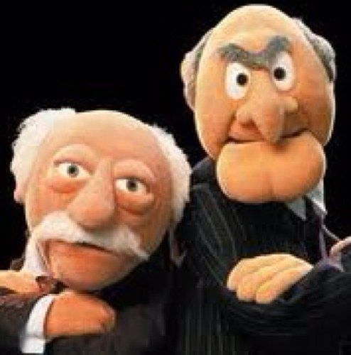 Statler And Waldorf - Google Search