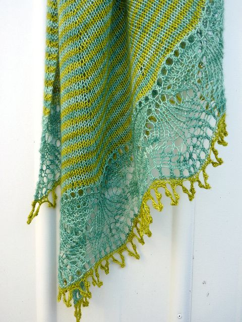 Warm and pretty shawls and wraps. (Cladonia @ red pepper quilts)