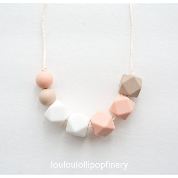 Whats great about our necklaces? Hand Made locally in Vancouver, BC Unique and contemporary design Provides visual and tactile stimulation