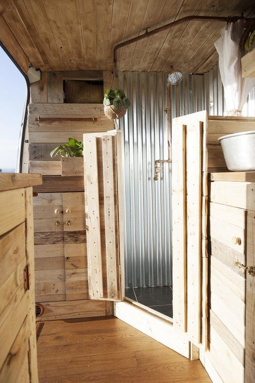 Photo of The Rustic Interior is spacious and full of bespoke details a tonne of storage