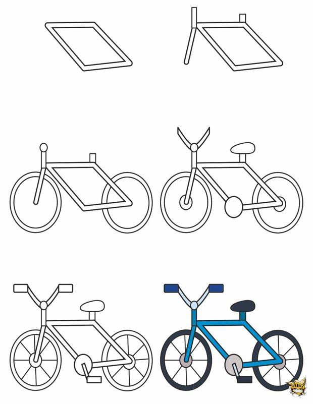 Apprendre a dessiner sonic recherche google apprendre - Velo a dessiner ...