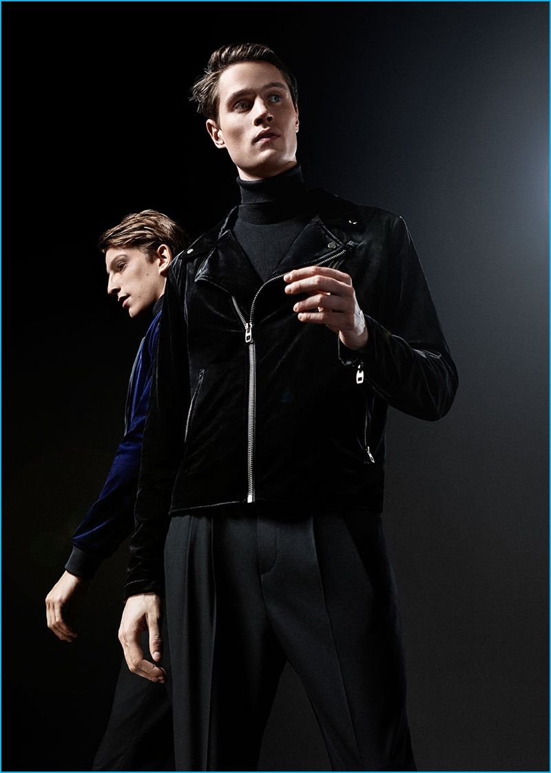 Zara Man Updates Formal Style for Holiday Edit | Mens evening wear, Mens fashion editorial, Zara man