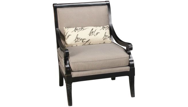 Jonathan Louis Quincy Accent Chair Chairs And