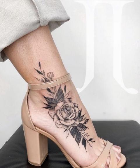 Photo of 30 inspirations de tatouages pour le printemps !