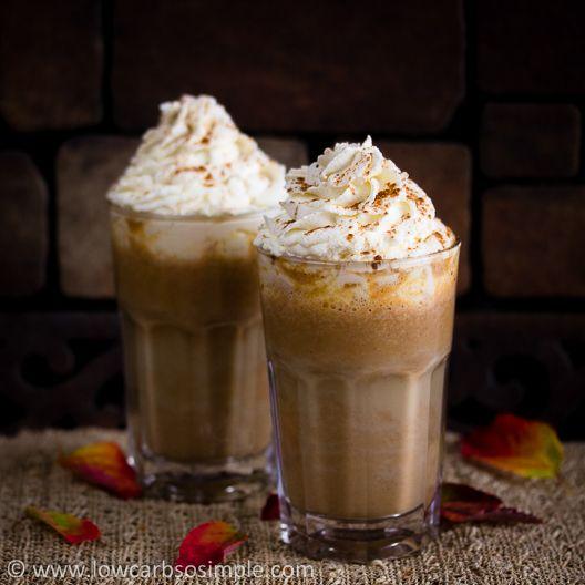 Sugar-Free Pumpkin Spice Latte | Recipe | Low carb ...