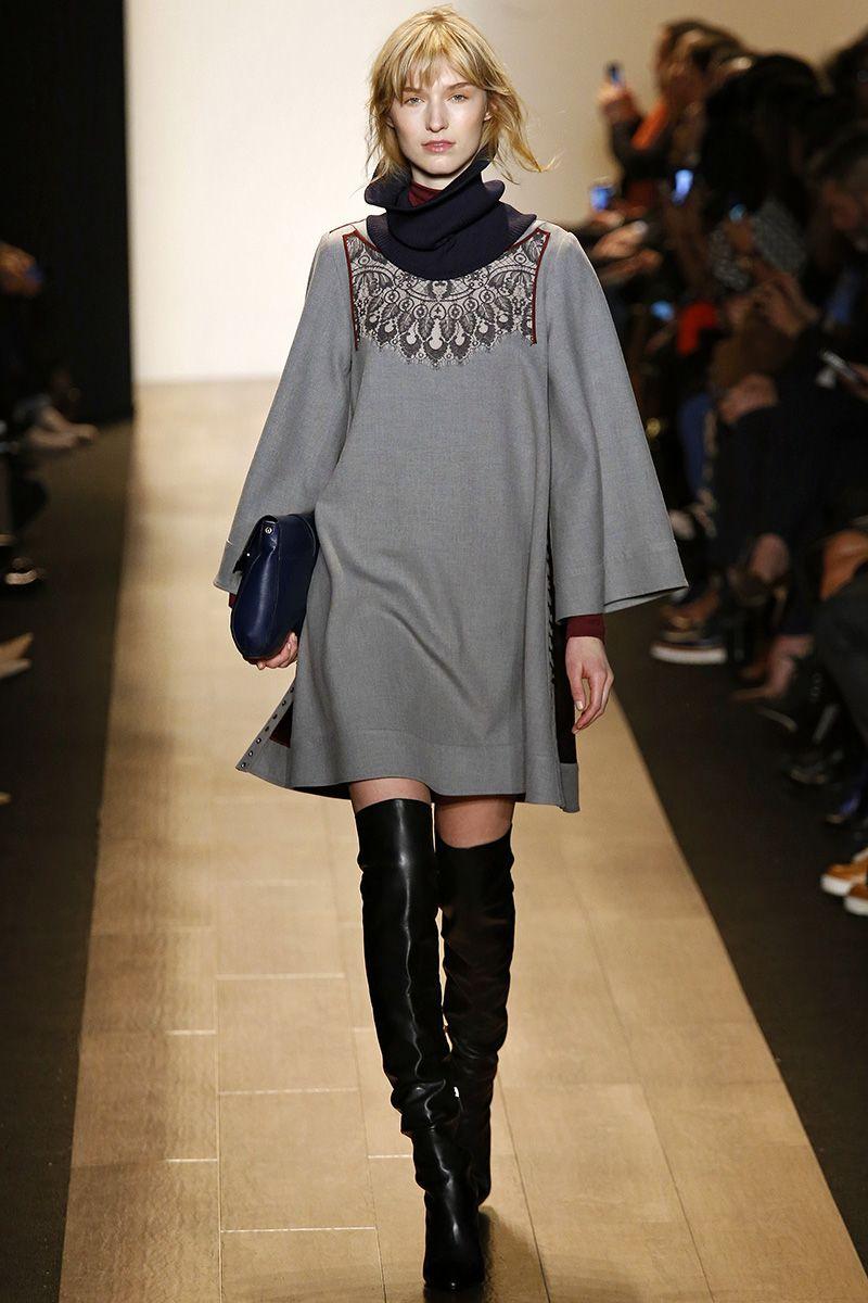 BCBG Max Azria Fall 2015 RTW Runway – Vogue  #ZenniFashionChallenge