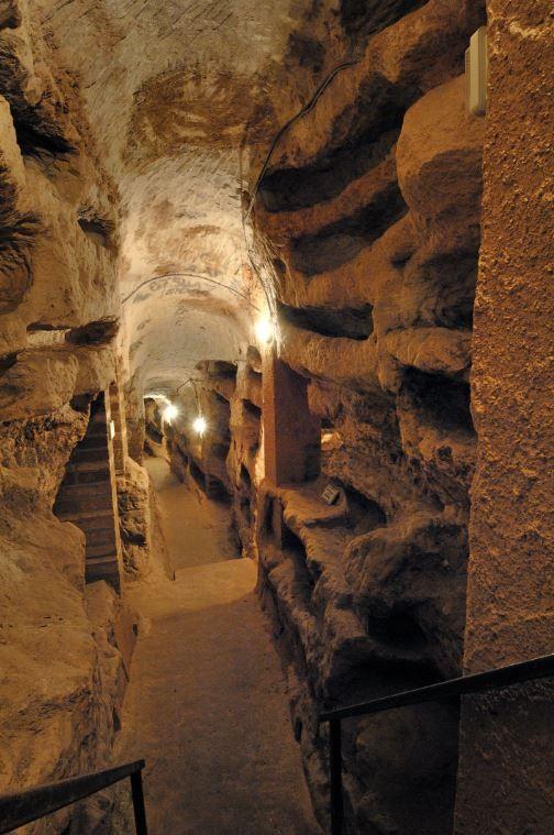 Catacomba di Villa San Faustino, Massa Martana (PG)