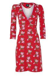 Tante Betsy Rosemary Red dress