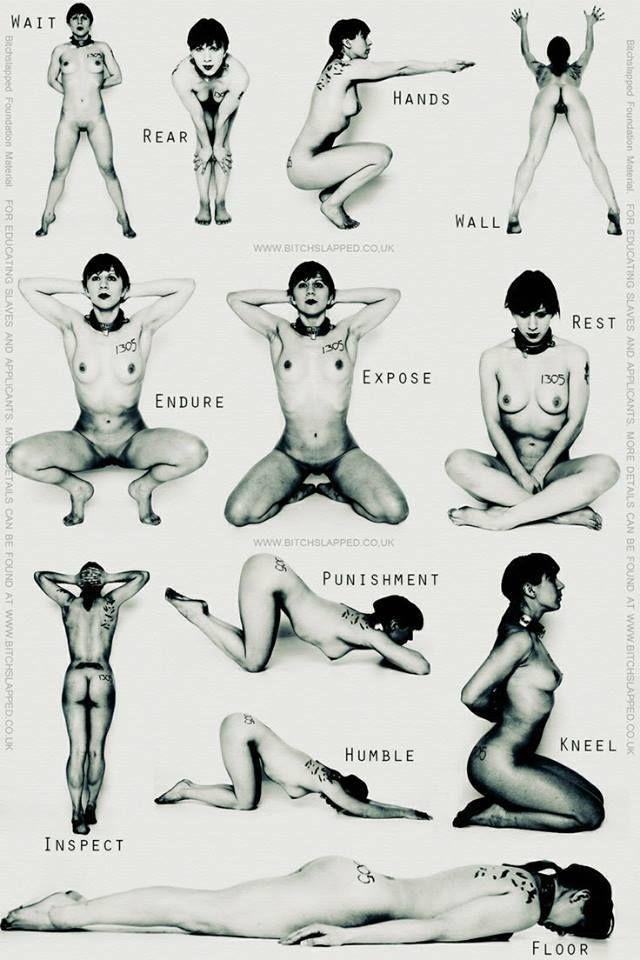Bdsm position training