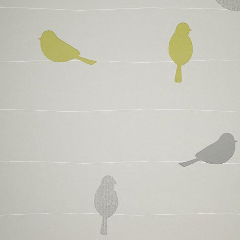 John Lewis Partners Bird On A Wire Wallpaper Smoke Graphic Wallpaper Wallpaper Wallpaper Photo Gallery