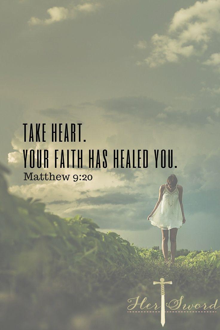 Bible Verses About Healing Pain
