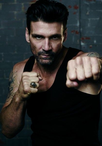 Frank Grillo Kingdom