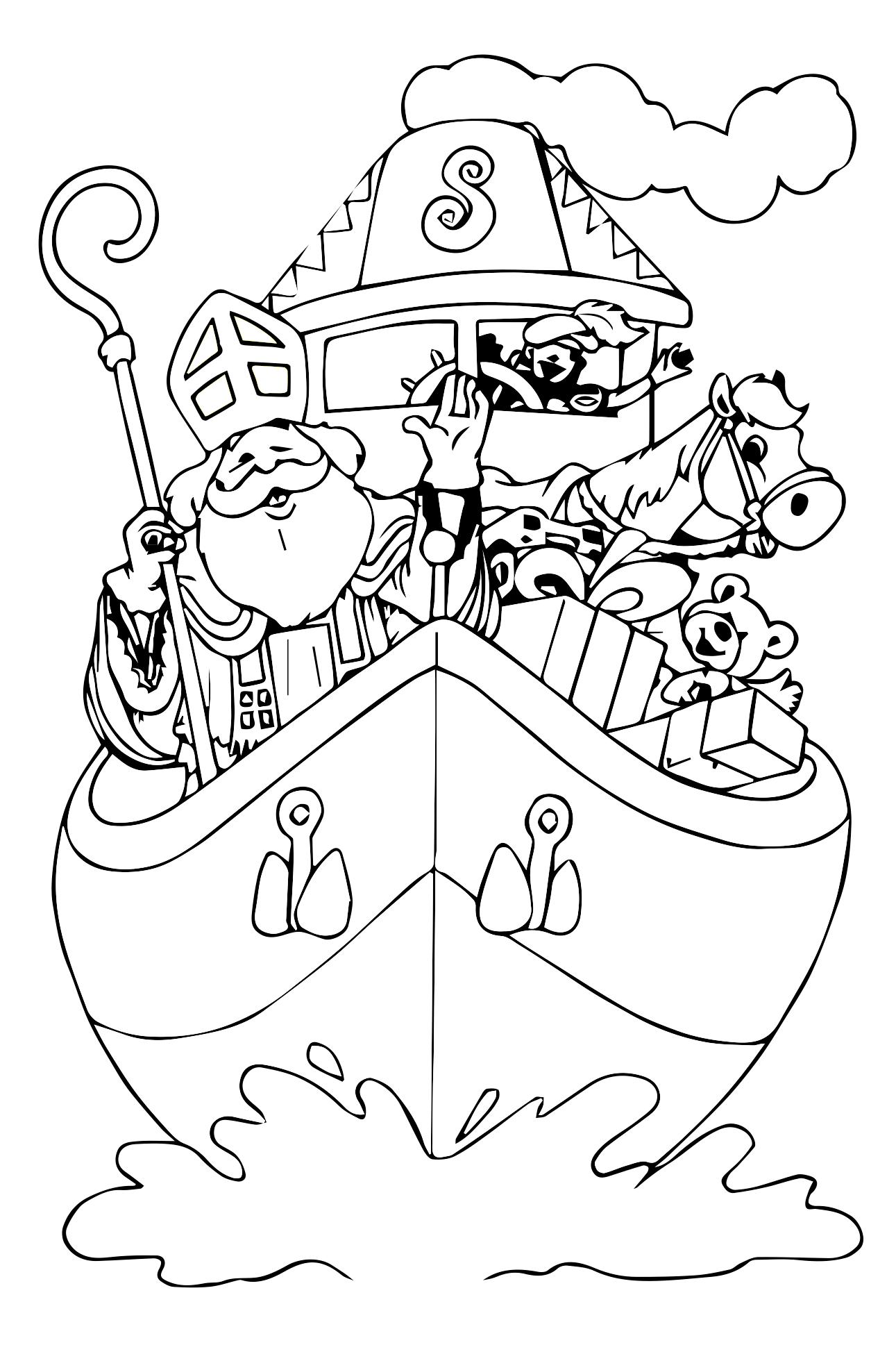 Sinterklaasspel