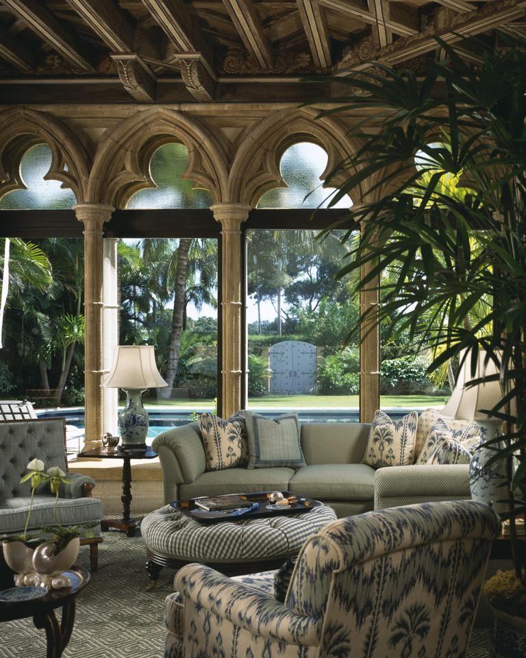 Scott Snyder. Palm Beach Florida Home Villa